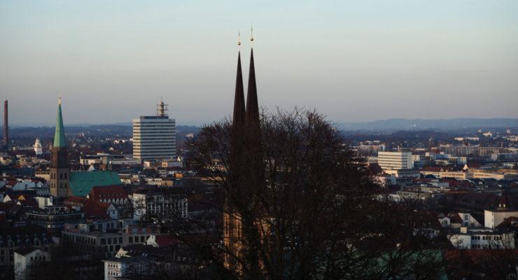 Ein Tag in Bielefeld