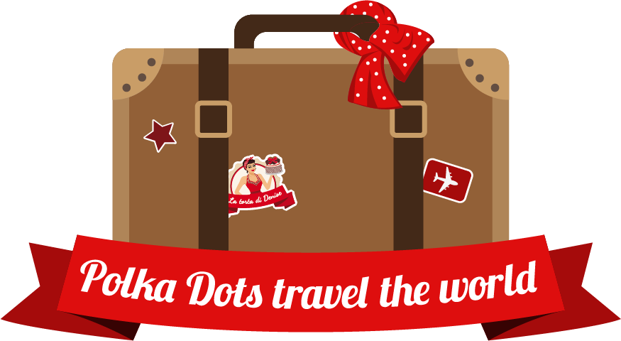 Polka Dots travel the world