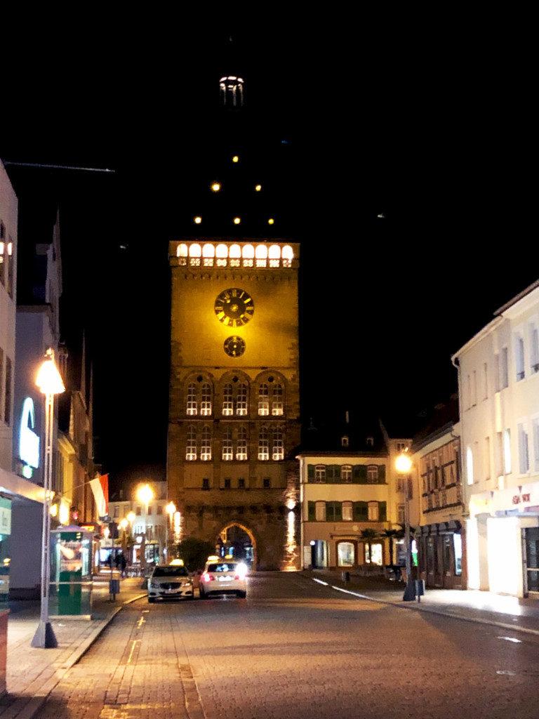 Historisches Speyer; Unterwegs mit dem Nachtwächter