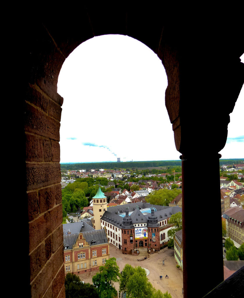 Speyer, La dolce vita im Regen