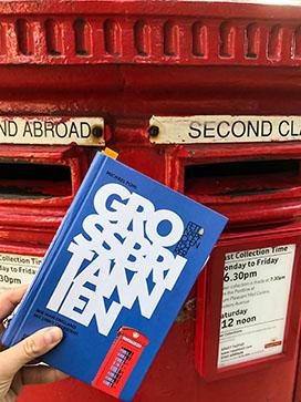 Der Fettnäpfchenführer, Grossbritannien; oder wie man England mit Links übersteht