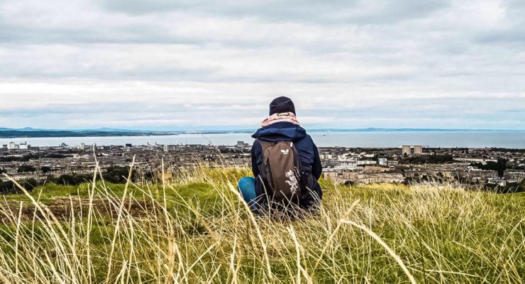 Abenteuer Schottland; Alleine durch die Highlands mit dem Zug