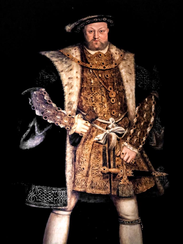 Hampton Court Palace; Auf den Spuren der Tudors