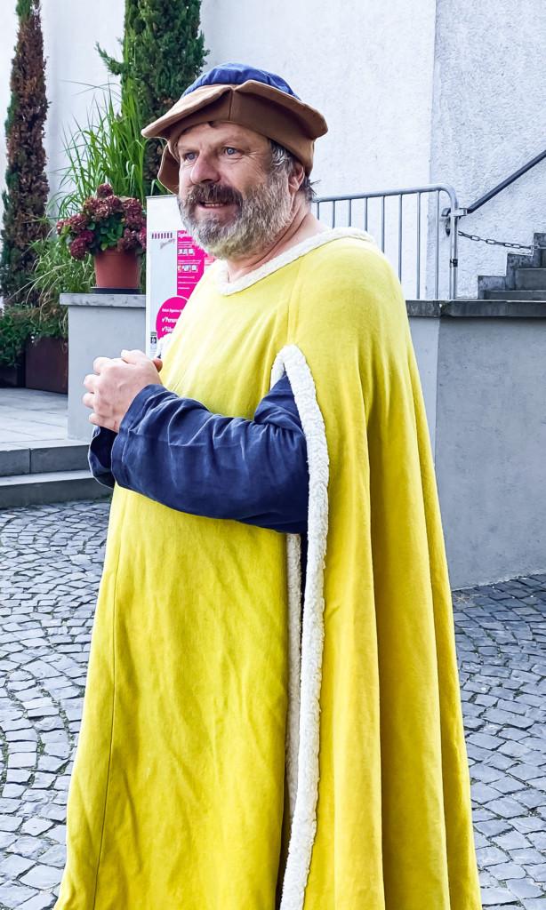 Konstanz; Auf Zeitreise mit Ulrich Richental